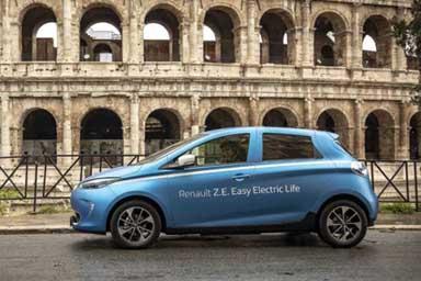 Elettrico, connesso e autonomo:  il futuro della mobilità secondo Renault