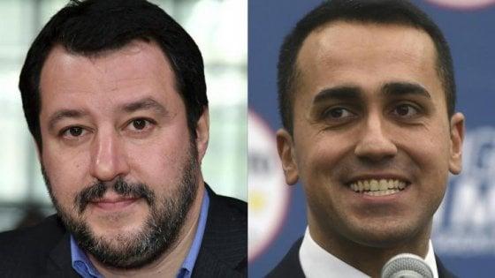 """Sondaggi, M5s e Lega in crescita per l'effetto """"bandwagon"""". Ma la superstar è Salvini"""