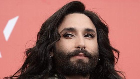 """La rivelazione di Conchita Wurst: """"Sono sieropositiva da anni"""""""