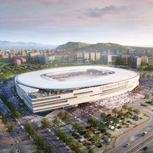 """Cagliari, altro passo verso nuovo stadio: scelto progetto """"Sportium"""""""