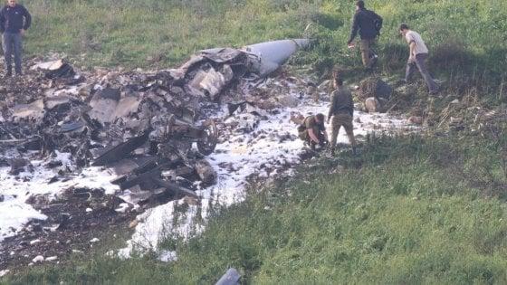 "Siria, Israele conferma: ""Base T4 attaccata da noi"""