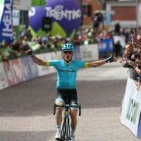 Ciclismo, Tour of the Alps: Bilbao si prende la prima tappa davanti a Sanchez e Sosa