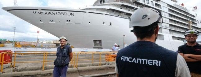 Fincantieri, operazione Australia