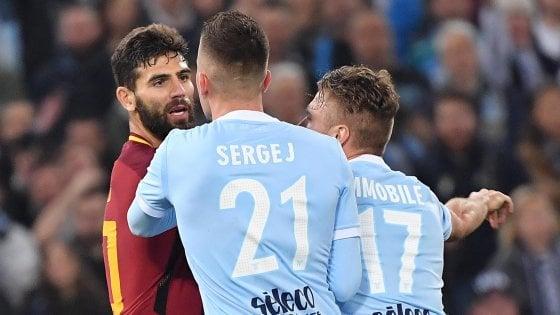 Lazio, Immobile malconcio dopo il derby ma ci sarà contro la Fiorentina