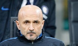 Inter, Spalletti: ''Vincere unico obiettivo, bisogna metterci qualcosa in più''