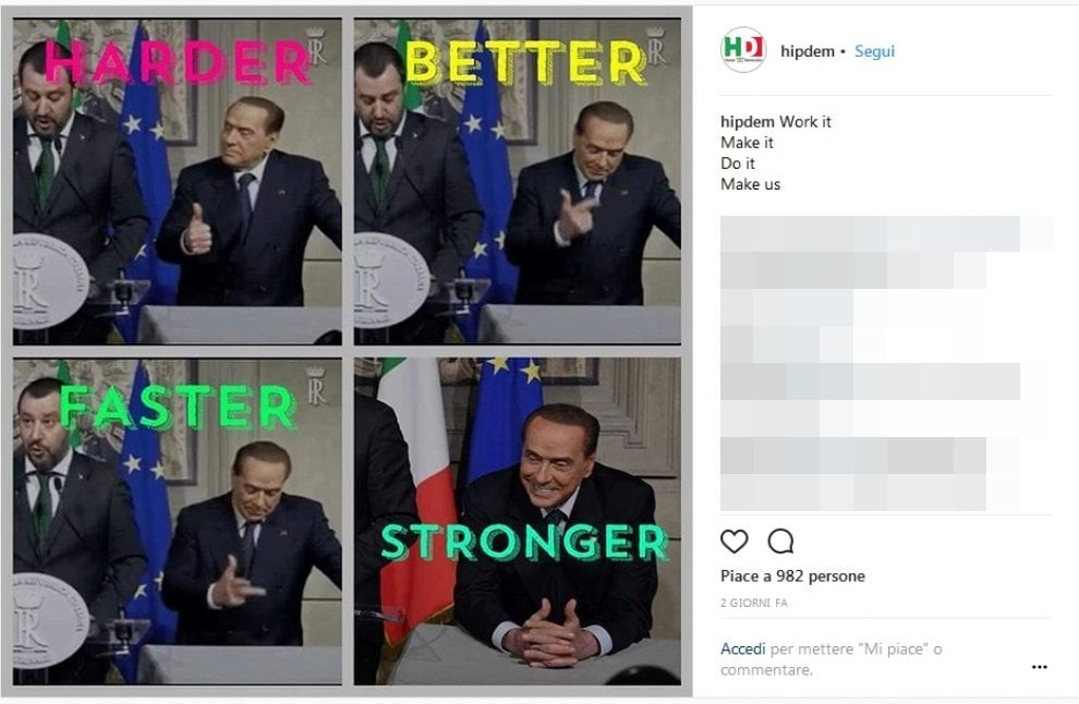 Berlusconi show alle Consultazioni: sui social è tripudio di meme