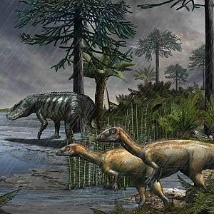 Il diluvio che spianò la strada ai dinosauri. Le loro orme sulle Dolomiti