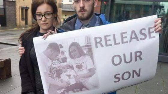 Gran Bretagna, caso Alfie Evans: no dei giudici al trasferimento del bimbo a Roma