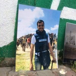 Crosia e Gaza, dalla Calabria a Gaza nel nome di un reporter ucciso
