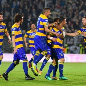 Serie B: Ascoli-Parma 0-1, Calaiò proietta i ducali al secondo posto
