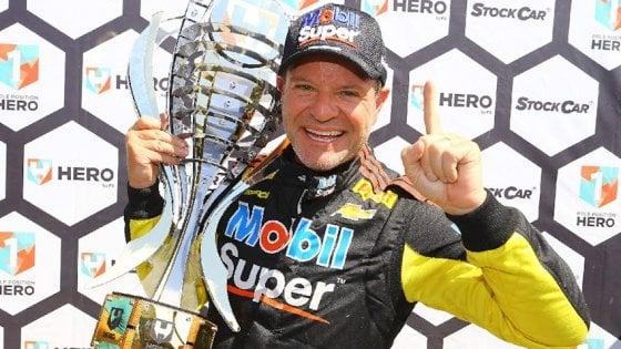 """F1, Barrichello, rivelazione shock: """"Miracolato, ho sconfitto un tumore al collo"""""""