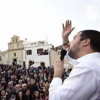 """Salvini sul dialogo Pd-M5s: """"Di Maio torni sulla terra, e si parte. Casellati? Può fare..."""