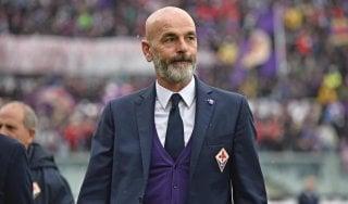 Fiorentina, Pioli e l'esame Lazio: ''Servirà una grande gara''