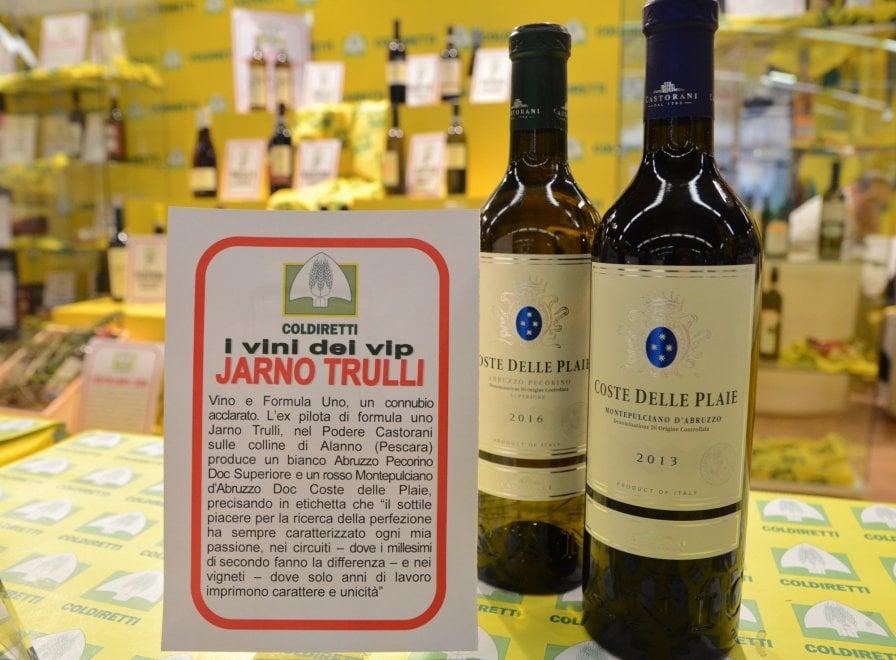 Gli italiani sognano di diventare vigneron. E le star dello spettacolo, della politica e dello sport lo fanno