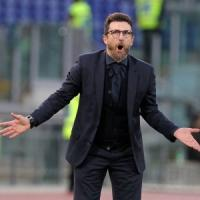 Roma, Di Francesco: ''Col Genoa vietato sbagliare