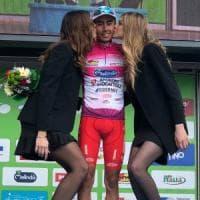 Ciclismo, Tour of the Alps: Lopez re del Pampeago, Sosa nuovo leader. Froome c'è, Aru perde terreno