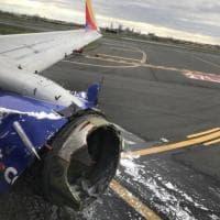Volo New York-Dallas, le immagini della tragedia sfiorata