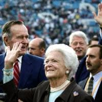 Usa, morta l'ex first lady Barbara Bush: aveva 92 anni