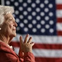 Usa, addio a Barbara Bush: l'ex first lady è morta all'età di 92 anni
