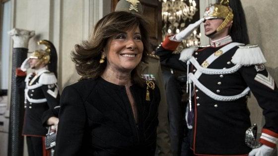 Governo, Mattarella convoca Casellati: parte la missione esplorativa