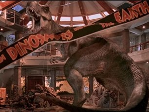'Jurassic Park', un corto 'fan made' per i 25 anni  del cult di Spielberg