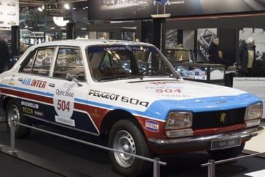 Due 504 in gara al Tour Auto Peugeot 2018