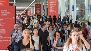 Turisti, affari e design: l'edizione record del Salone del mobile