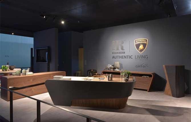 Lamborghini e Riva ancora insieme nel segno del design