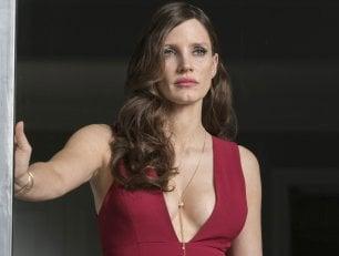 """'Molly's Game', la principessa del poker è Jessica Chastain: """"Una donna-rivelazione""""  · video"""