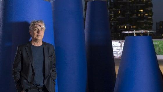Design week, un'installazione luminosa racconta la Milano futura