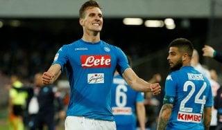 Napoli-Udinese 4-2: tre gol in 12 minuti, gli azzurri riaprono il discorso scudetto