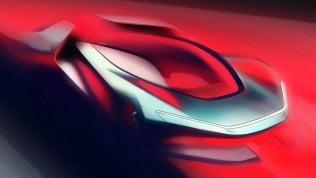 """Pininfarina, tutto pronto per il """"mostro"""" elettrico Foto"""