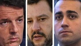 Renzi, Salvini e M5S: chi vuole mettere le mani sui servizi segreti (di E. Fittipaldi)
