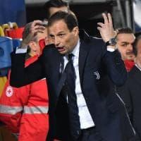 Juventus, il migliore alleato è la rabbia. Allegri vuole chiudere il discorso