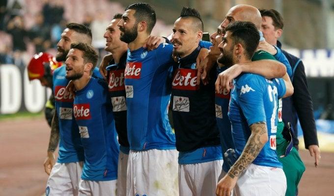 Napoli, la scossa ha riacceso il sogno scudetto. Ma c'è il tabù Stadium da superare