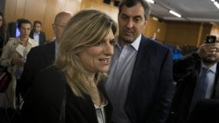 """Processo al clan Spada: Regione e Fnsi in aula con la cronista Angeli. Calabresi: """"Non lasciamola sola"""""""