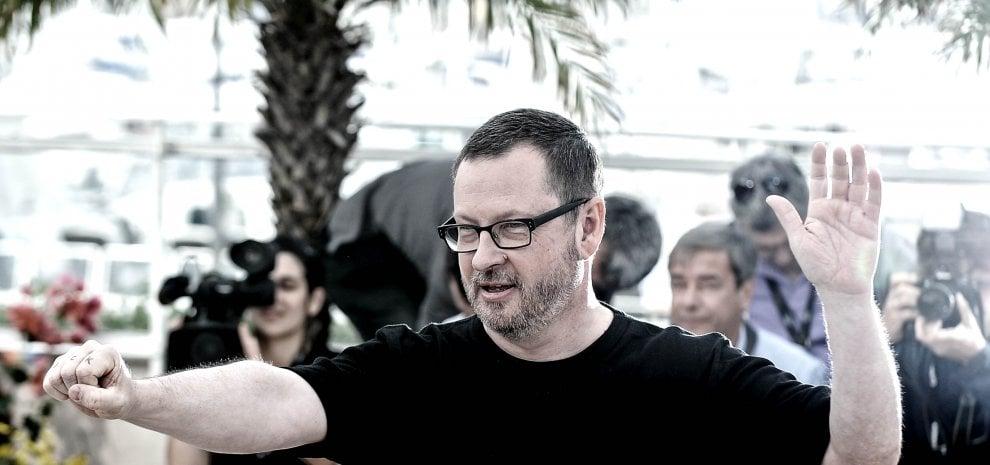 Cannes perdona Von Trier che arriva fuori concorso con Uma Thurman e Matt Dillon