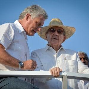 """Cuba, è Diaz-Canel il dopo Castro: """"La rivoluzione continua ma deve essere perfezionata"""""""