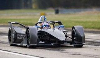 Formula E, pronta la nuova Bmw iFE.18