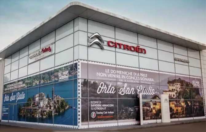 """""""Free Sundays"""", ecco l'idea Citroën"""