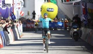 Ciclismo, Tour of the Alps: Sanchez trionfa a Lienz. Pinot si conferma leader della generale