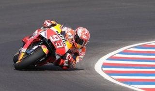 """MotoGp, Marquez: """"Contatto con Valentino? Imparo dagli errori"""""""