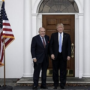 Russiagate, Giuliani entra nella squadra degli avvocati di Trump