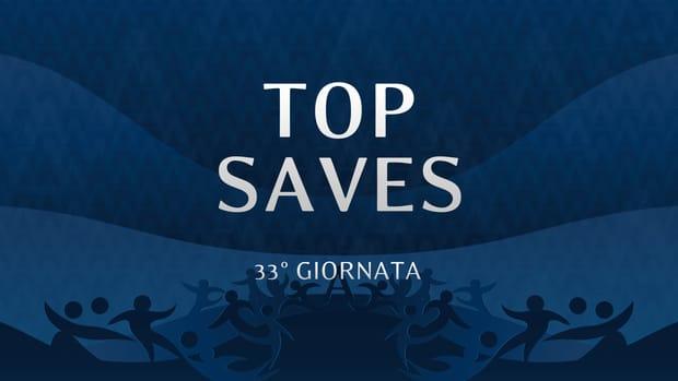 Le migliori parate, Giornata 33 Serie A TIM 2017/18