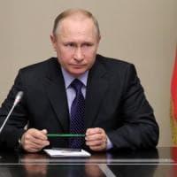 Trump invita Putin a Washington