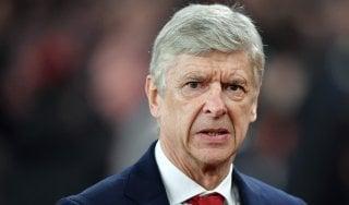 Inghilterra, Wenger lascia l'Arsenal: addio dopo 22 anni in panchina