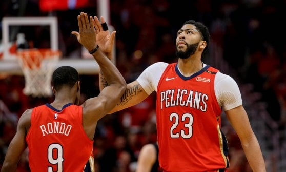 Basket, playoff Nba: Belinelli spinge i Sixers, bene Warriors e Pelicans