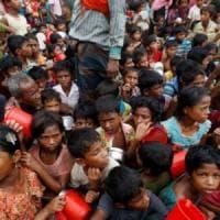 Bangladesh, Cox's Bazar: su 200mila Rohingya incombe il rischio di valanghe