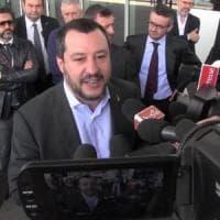 """Berlusconi: """"M5s pericolo per il Paese"""". Salvini: """"Contro governo tecnico pronto a tutto"""""""
