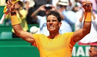 Tennis, Montecarlo: Nadal in semifinale contro Dimitrov. Nishikori-Zverev l'altra sfida